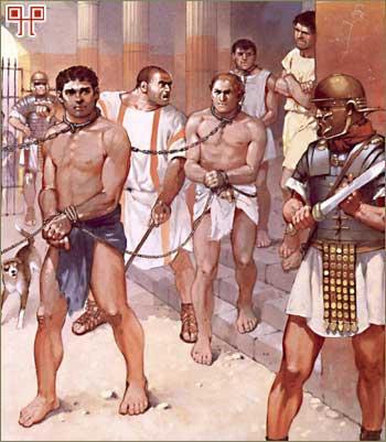 Robovi stižu u gladijatorsku školu