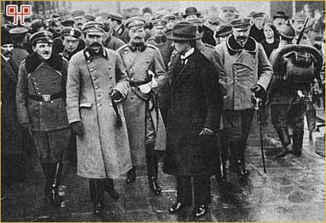 1918. po izlasku iz Magdeburga