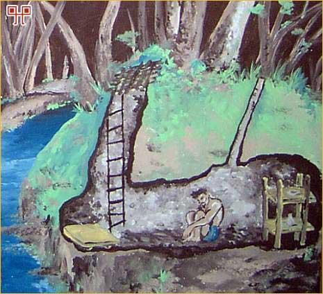 Yokoiovo skrovište