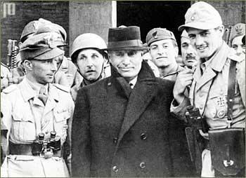 Nijemci su ga puno puta spašavali – osobno kao i njegove fašiste