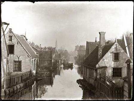 Amsterdam - Bleekerssloot, 1890