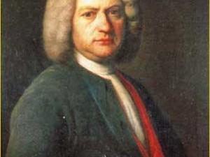 Portret J.S.Bacha u dobi od 35 godina