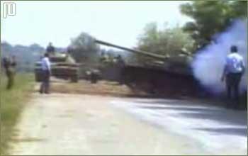 Manevri JNA u okolici Vukovara