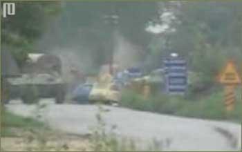 Srpske cestovne blokade