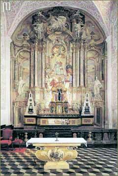 Isusovačka crkva Sv. Katarine u Zagrebu