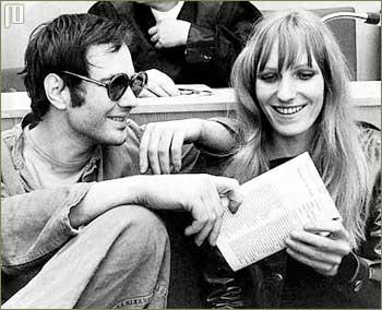 Andreas Baader i Gudrun Ensslin 1968. godine