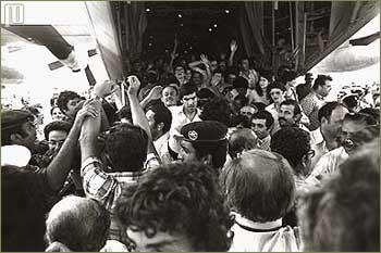 Oslobođeni taoci u Etenebbeu
