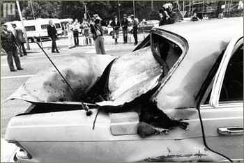 Napad Panzerfaustom na automobil američke vojske
