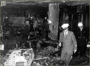 Baader je sa suradnicima zapalio dvije robne kuće