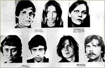 Traženi teroristi