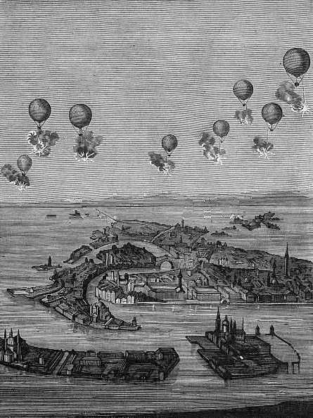 Bombardiranje Venecije 1849. godine