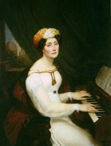 Maria Szymanowska napisala je veliki broj mazurki i drugih plesova i skladbi za klavir solo, no prvenstveno je bivala zamijećivana kao izvanredna koncertna pijanistica