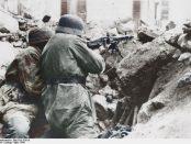 Njemački padobranci na Monte Cassinu.