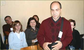 Vladimir Posavec na skupštini Hrvatske udruge nastavnika povijesti