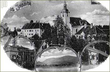 Stara razglednica Ivanca