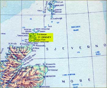 Orkneyski otoci