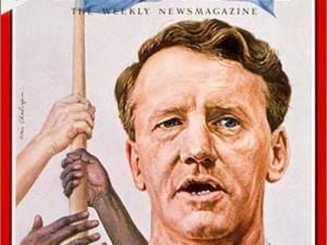 Ian Smith na naslovnici Time-a