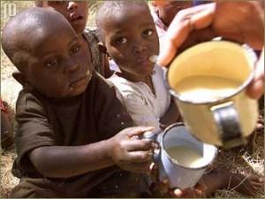 Glad i AIDS u Zimbabveu