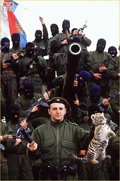 Arkanovi tigrovi u Hrvatskoj 1991.