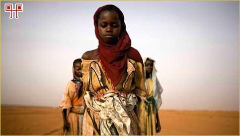 Uvijek u kriznim područjima - Djevojčica iz Darfura