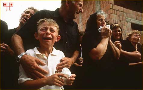 Pogreb oca (Hrvatska 1991.)