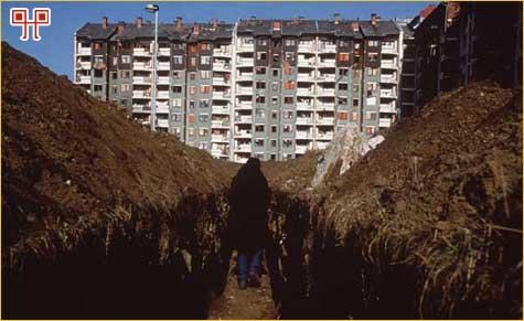Vraćanje kući u Sarajevu 1993.