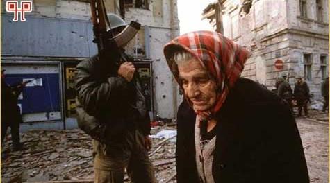 Egzodus Hrvata iz porušenog Vukovara