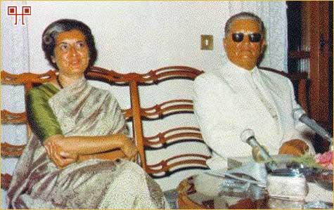 Indira Gandhi, indijska premijerka