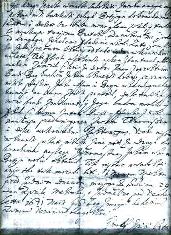 1671-oprostajno-pismo-Petra-Zrinskog
