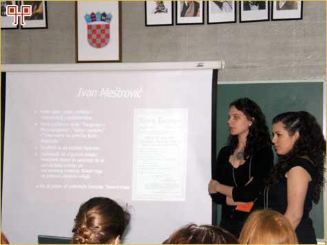 Maturantice Ženske opće gimnazije (skraćeno ŽOG-ice)