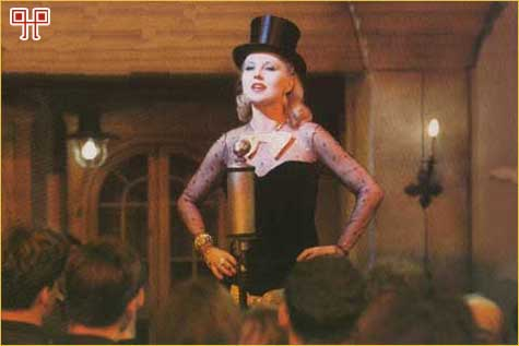 Hannah Schygulla u filmu Lili Marleen