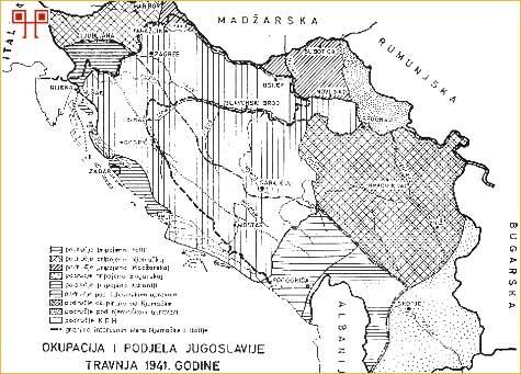 Podjela Jugoslavije