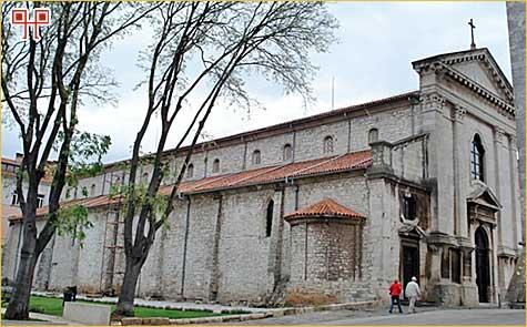 Katedrala Marijina Uznesenja u Puli