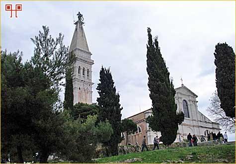 Crkva sv. Eufemije sa zvonikom