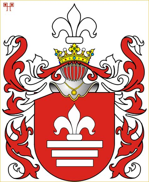 Grb obitelji Kosciuszko