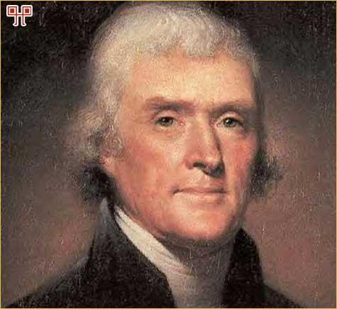 Veliki Thomas Jefferson za Kosciuszka izjavio je sljedeće: 'On je najčišći sin slobode kojeg poznajem'
