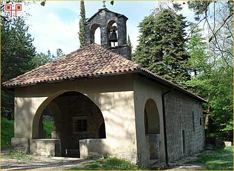 Crkva sv. Marije na Škrilinah u Bermu