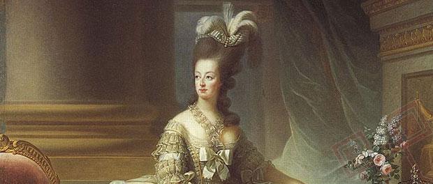 Marija Antoaneta - Od habsburške nadvojvotkinje do udovice Capet