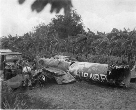 U2 špijunski zrakoplov srušen na Kubi