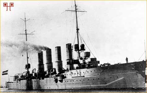 Njemačka laka krstarica Breslau