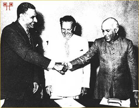 Idejni tvorci pokreta: Naser, Tito i Nehru
