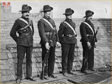 Irska građanska armija