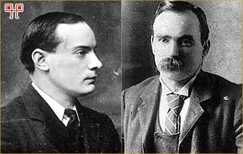 Patrick Pearse i James Connolly