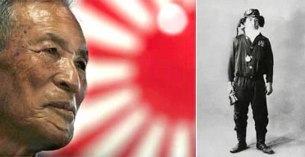 Pilot kamikaza Shigeyoshi Hamazono je izvršio dva neuspjela kamikaza napada i nakon toga mu više nije dopušteno da ide u samoubilačke misije