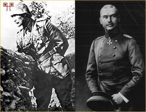 Mustafa Kemal i Otto Liman von Sanders