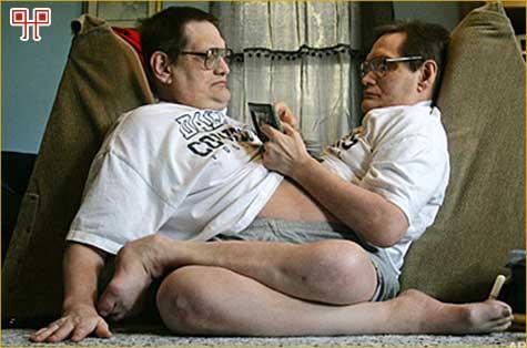 Braća Ronnie i Donnie Gaylon