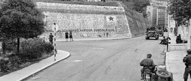Njemački ulazak u Split 27. rujna 1943. godine