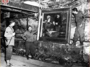 Manetova slika 'U zimskom vrtu' otkrivena u rudniku Merkers