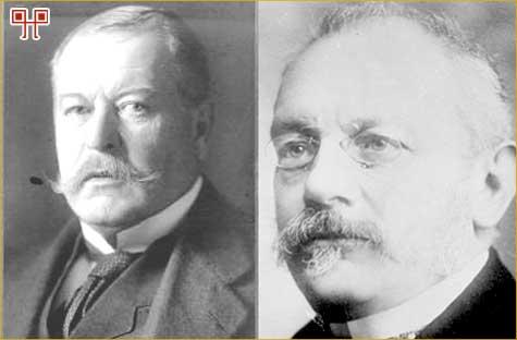 Alfred von Kiderlen-Wächter i Jules Cambon