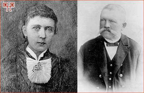 Adolfovi roditelji – Klara i Alois